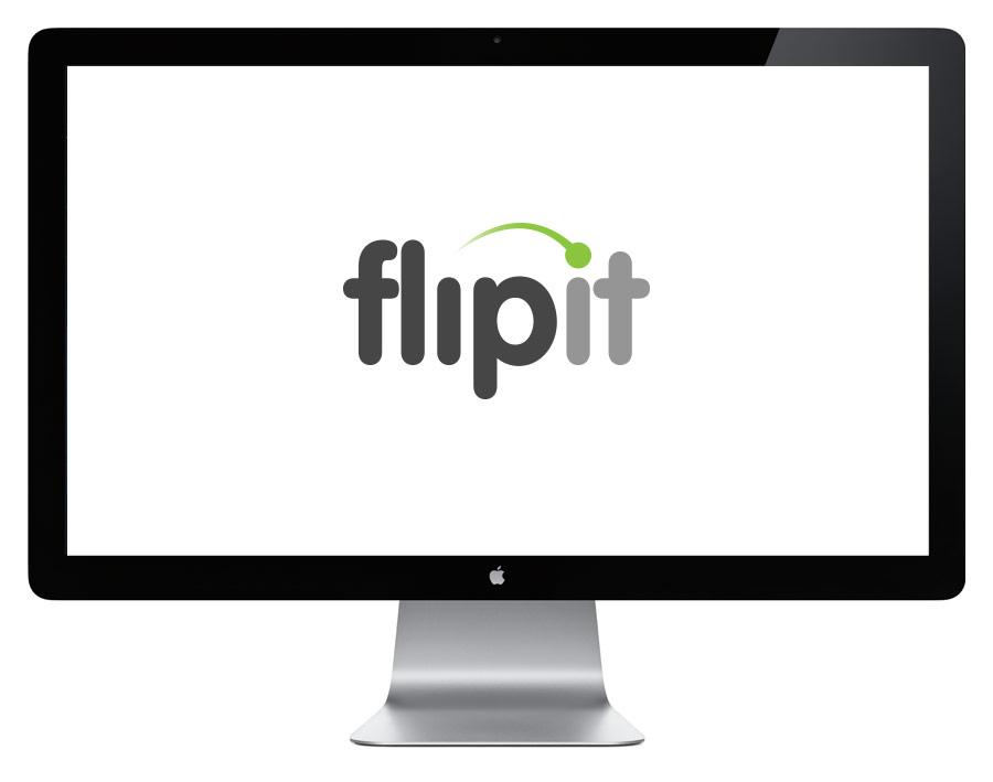 Flipit logotype