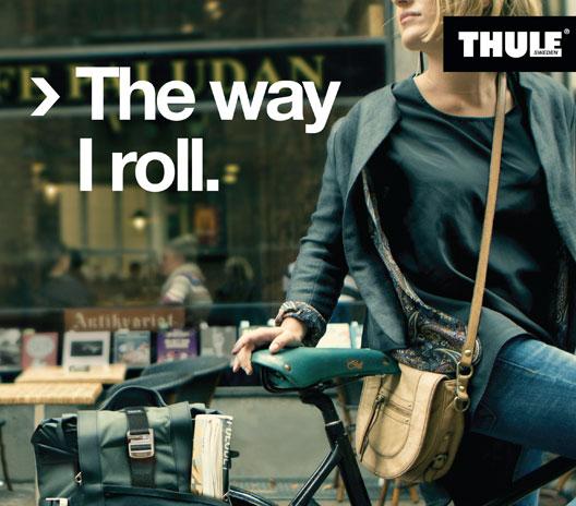 Thule Pack'n Pedal brochure