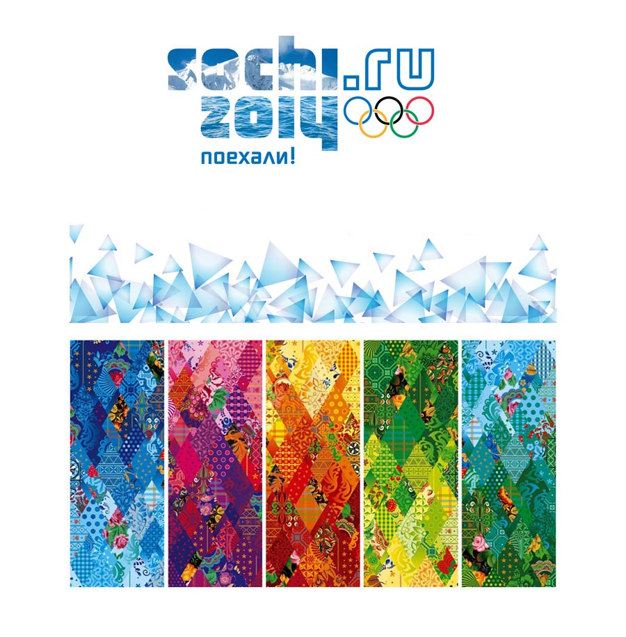 Design Collection of Olympic Posters Ideator.si