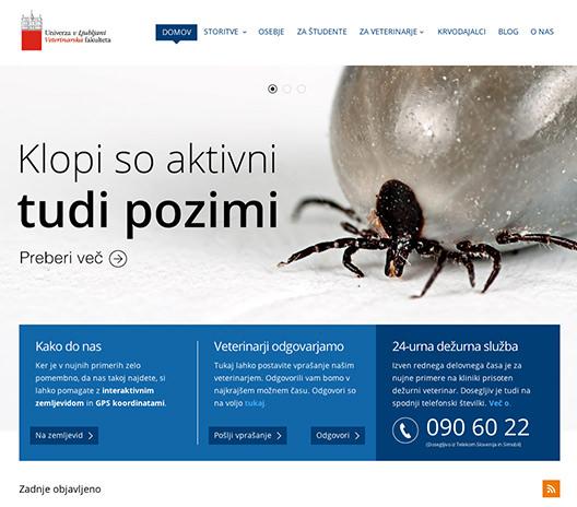 KKMŽ - Klinika za kirurgijo in male živali Ljubljana