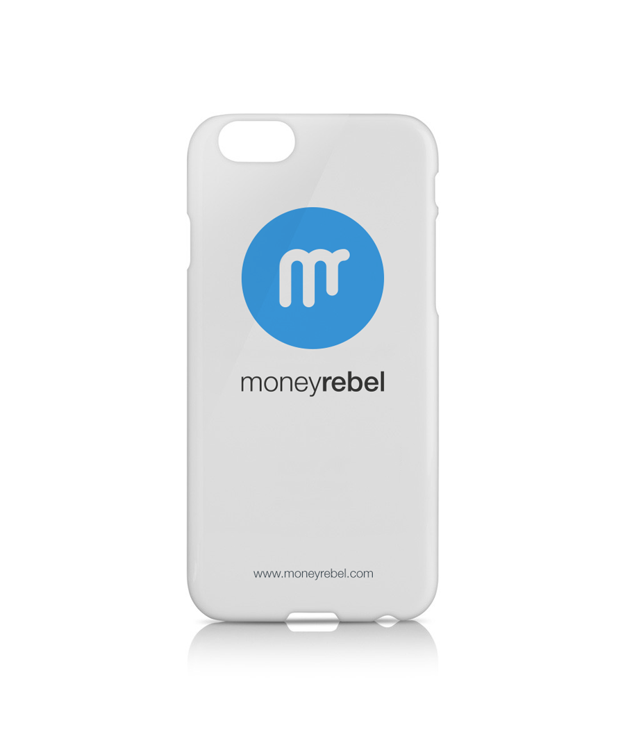 Money Rebel iPhone case