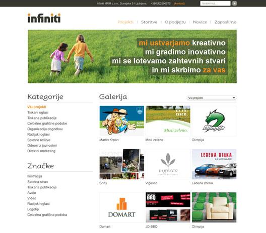 Infiniti MRM