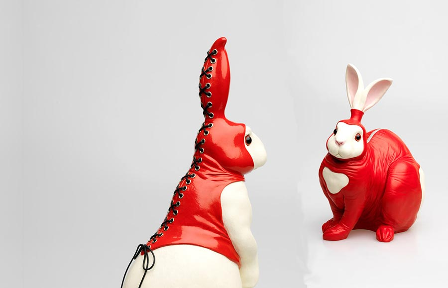 Bestiarium Fetish Bunnies