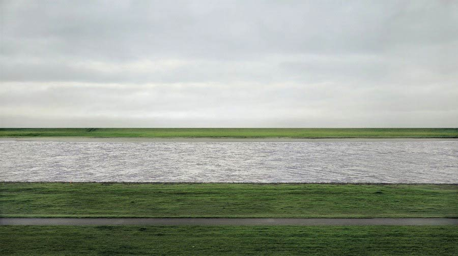 Rhein II – Andreas Gursky (1999) $4.3 million