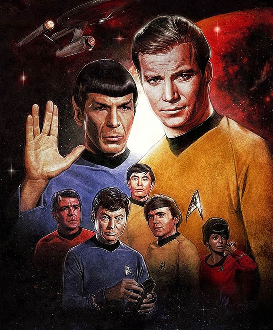 Paul Shipper - Star Trek Origins