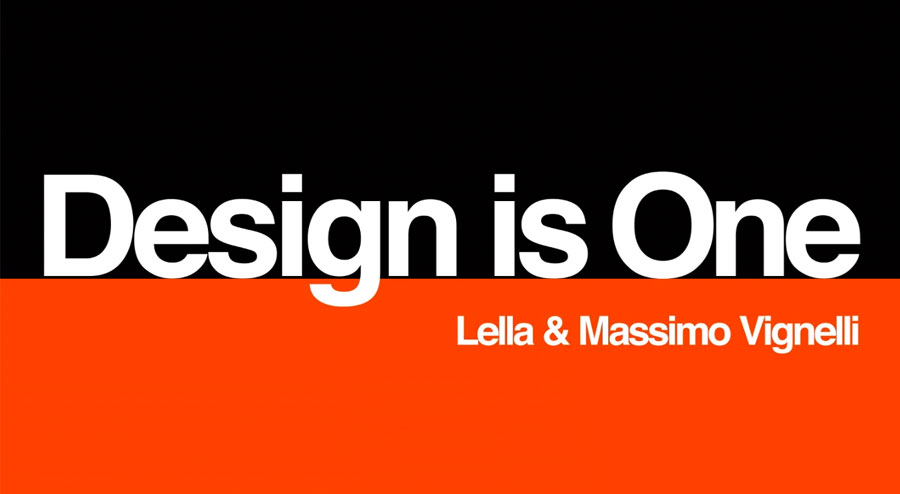 Design Is One