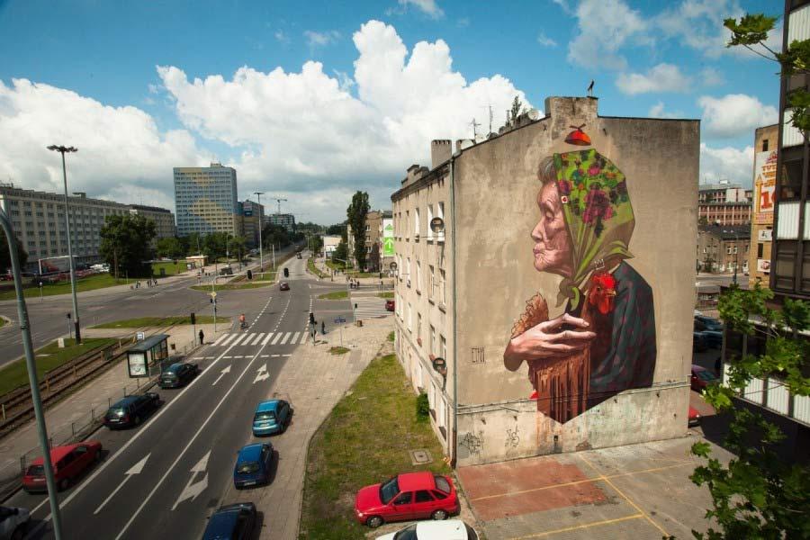 Amazinga Street Art by Etam Cru