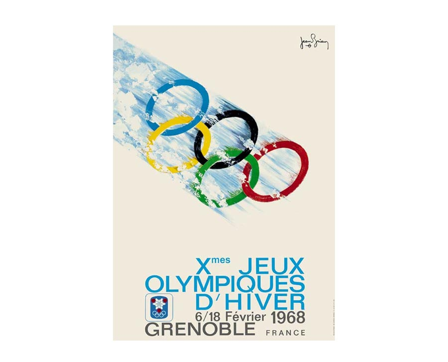Design Collection of Olympic Posters