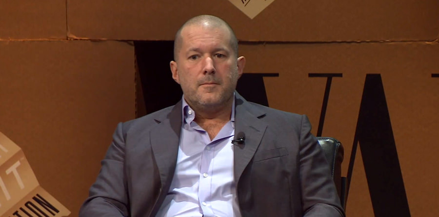 Jony Ive from Apple