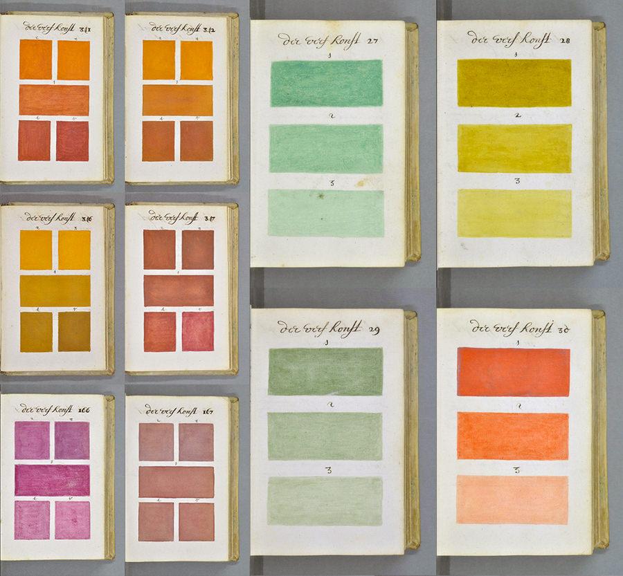 Colors - 271 Years Before Pantone