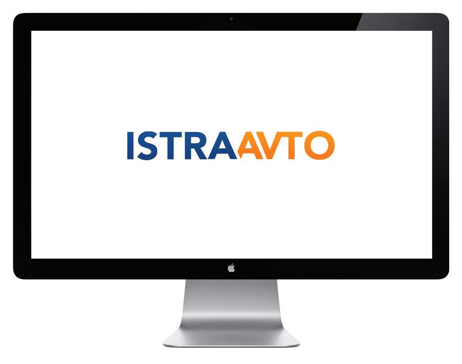 istra avto: logotip
