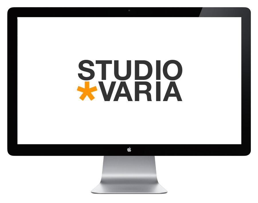studio varia: logo