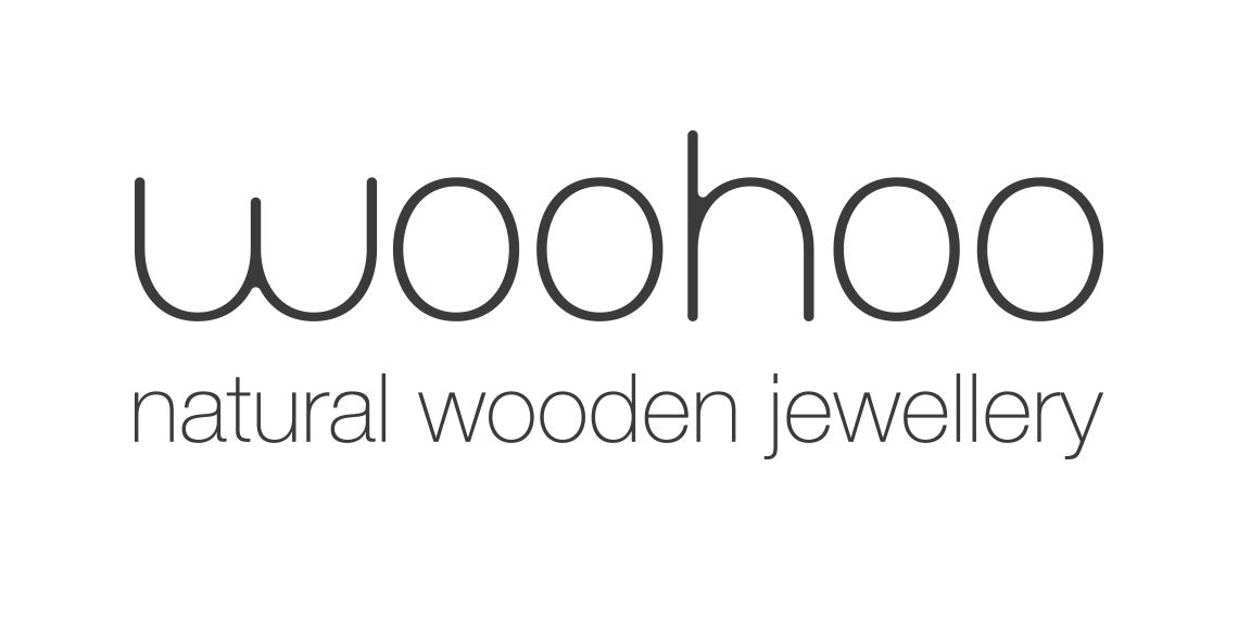 logo woohoo - čist natur lesen nakit