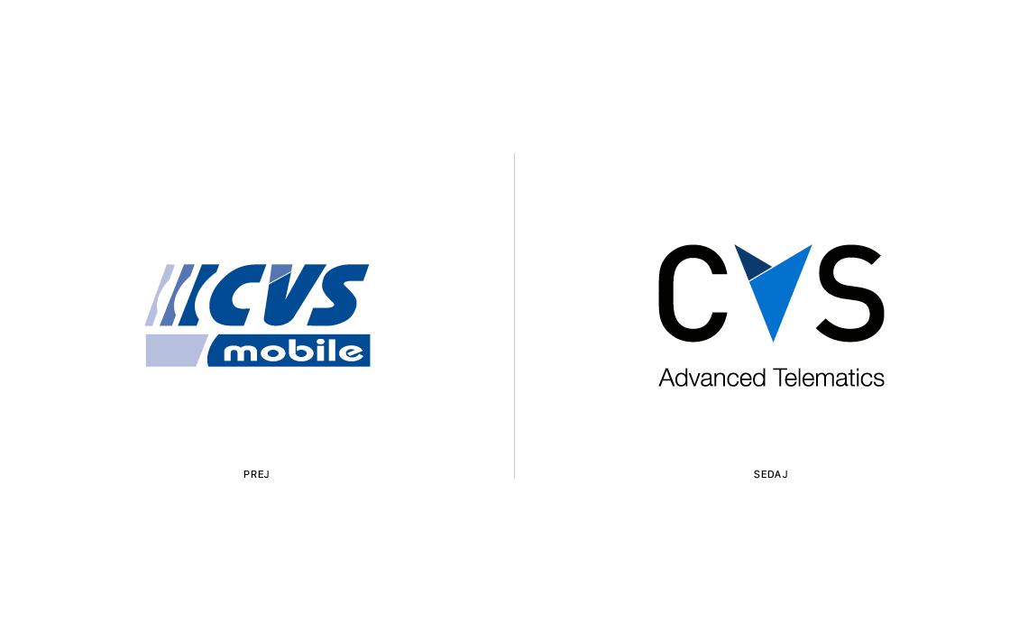 Logo CVS Mobile prej in sedaj