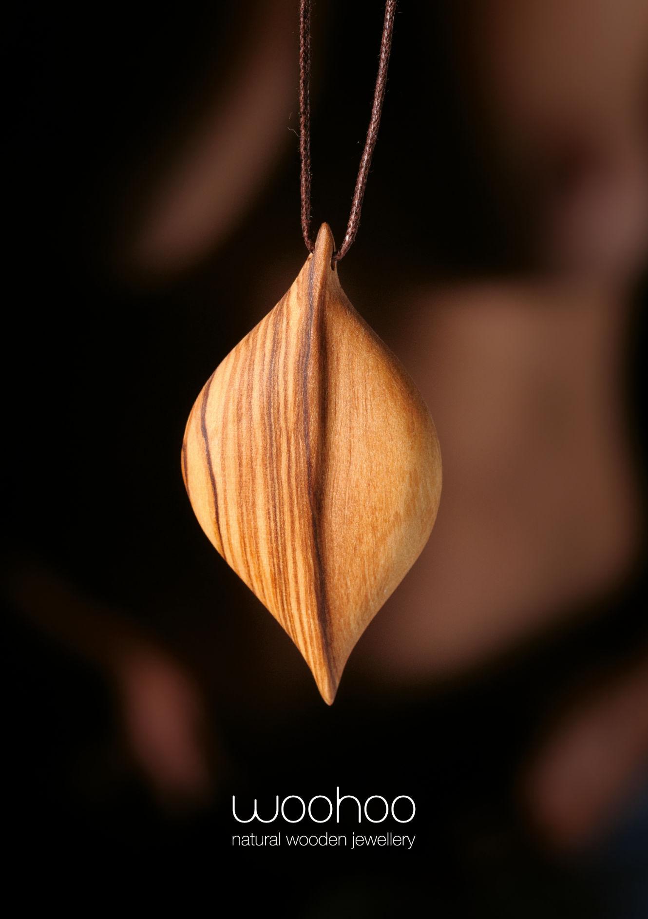 Letak Woohoo lesen nakit - žensko telo