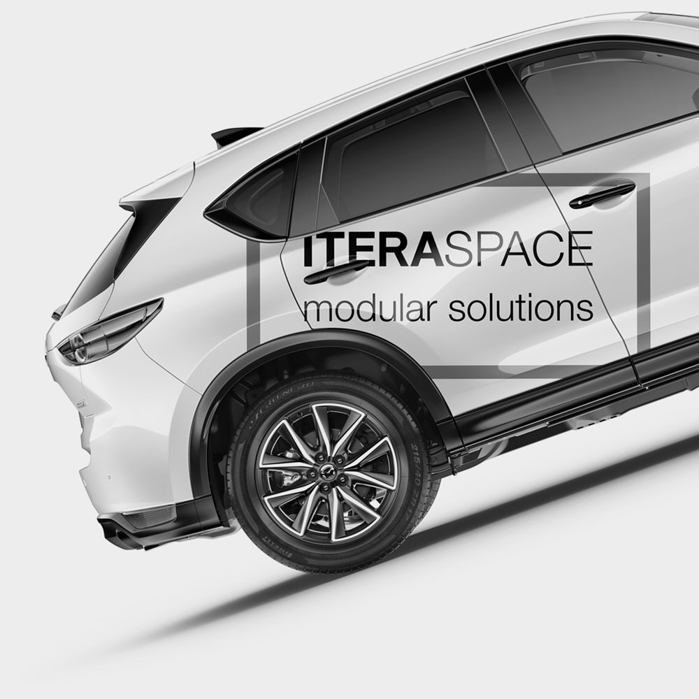 Poslikava vozila - ITERASPACE